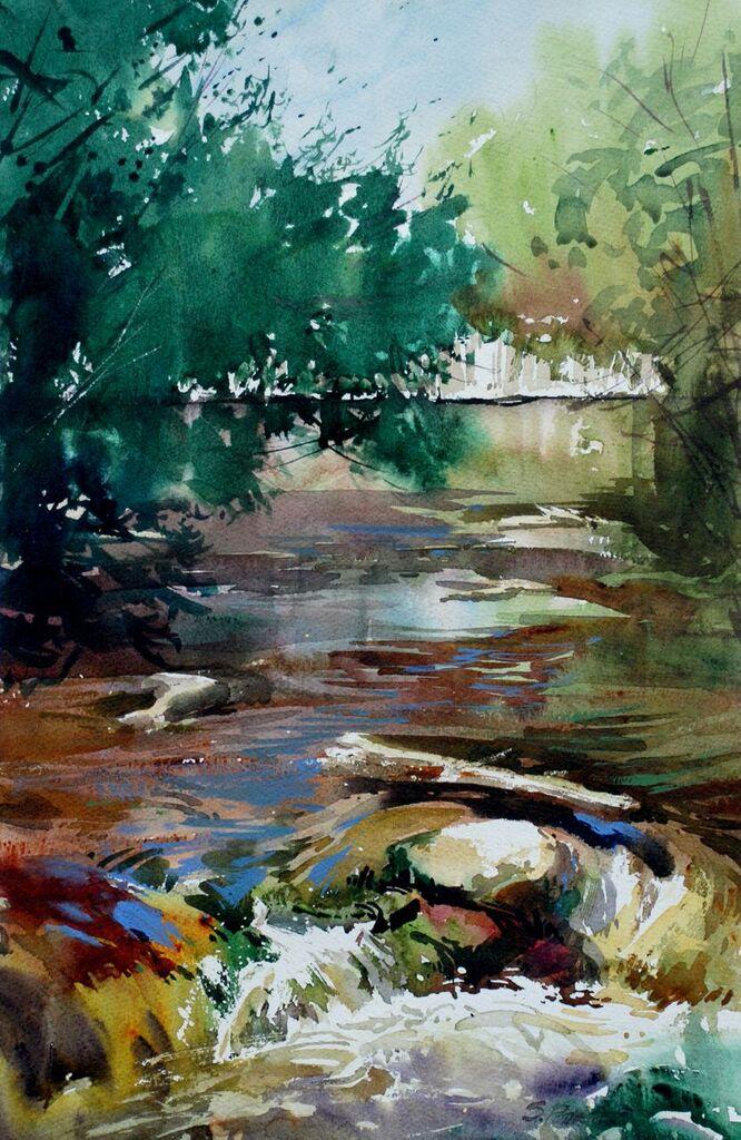 puttrich A River Runs Through Cedarburg-Hi