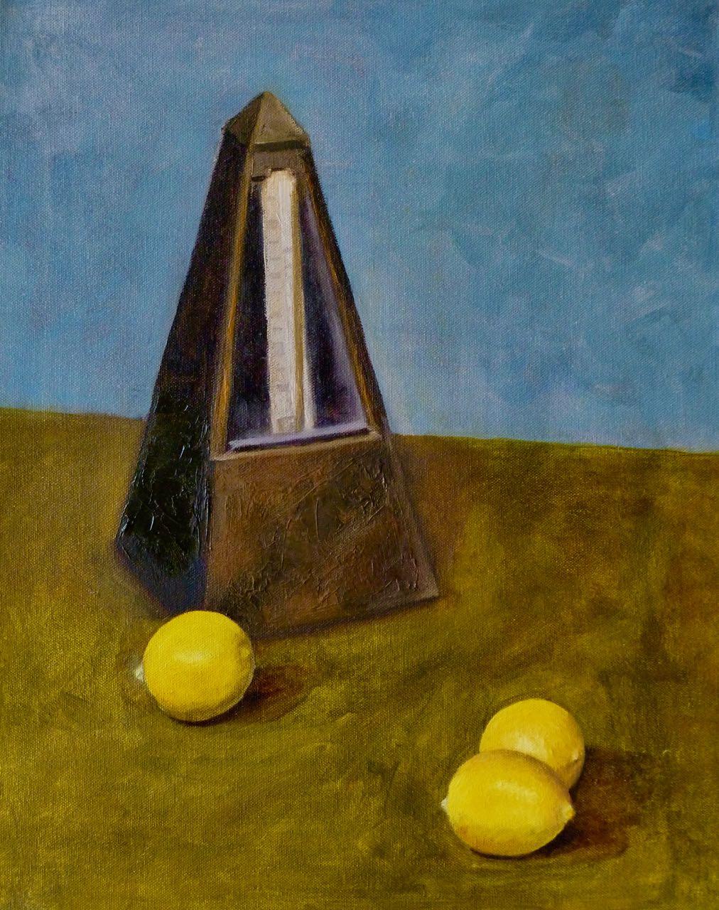 A. Friedman metronome with lemons