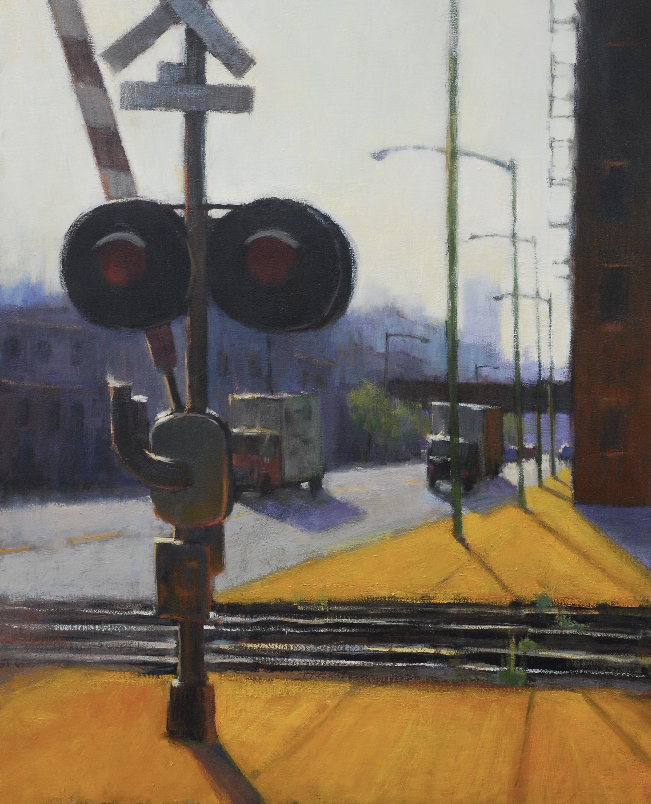Fullerton RR Tracks