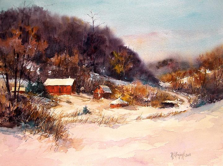 Krajecki On a Warm Cold Day copy
