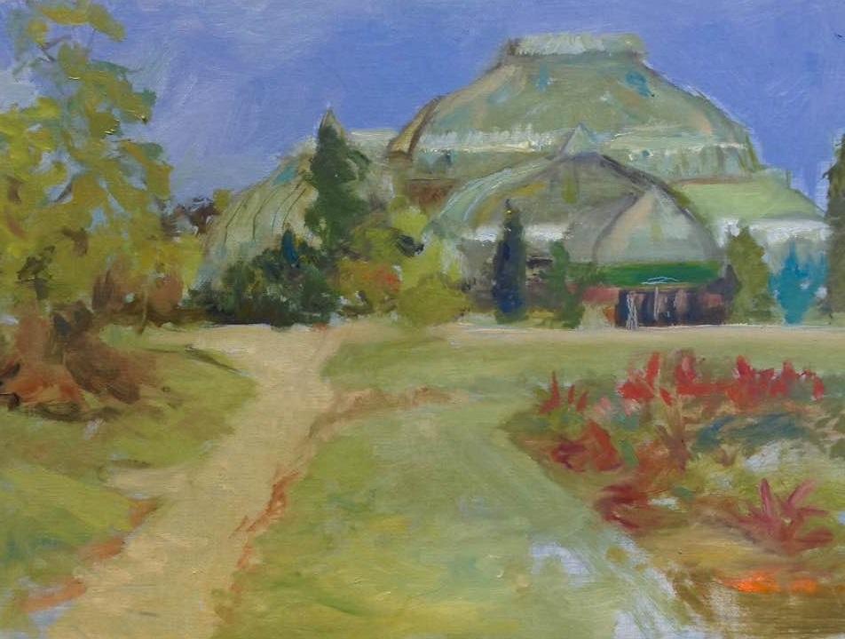 Robin strand conservatory