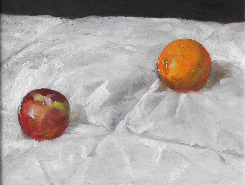 helen oh Apple and orange